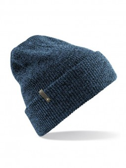 Be Famous Turn Up Heritage Beanie B08H