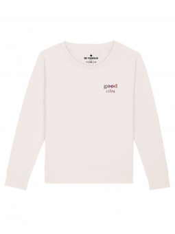 Be Famous Women Relaxed Fit Sweatshirt GOODVI21X