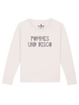Be Famous Women Relaxed Fit Sweatshirt PODICO