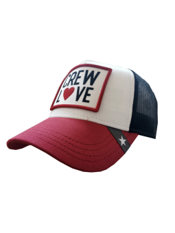 Be Famous CAP, CREW LOVE