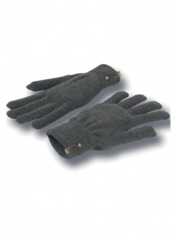 Be Famous  Knit Gloves G01