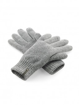 Be Famous Thinsulate Knit Gloves G03