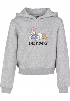Mister Tee Kids Daisy Duck Lazy Cropped Hoody