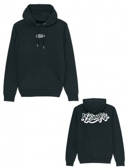 4Brothers Hoodie comic font