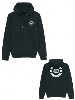 4Brothers Hoodie 4B patch
