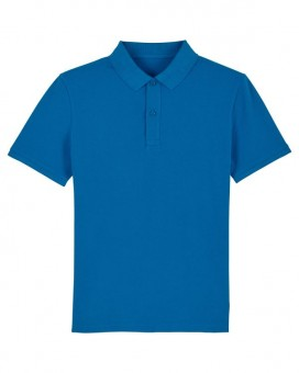 Iconic Herren Poloshirt Royal Blue | M