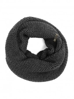 Be Famous   Knit Tube Scarf  S02