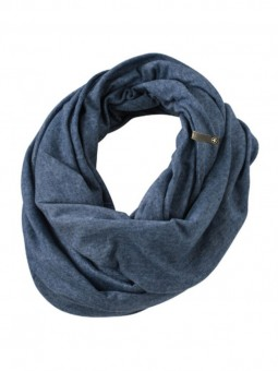 Be Famous Jersey Heather Loop Scarf (doppelt) Sv02