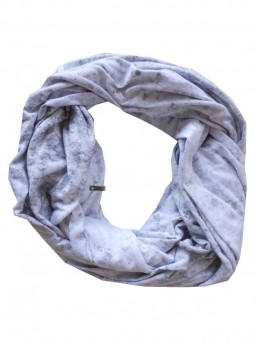 Be Famous Jersey Cotton Washed Loop Scarf (doppelt), Sv04W