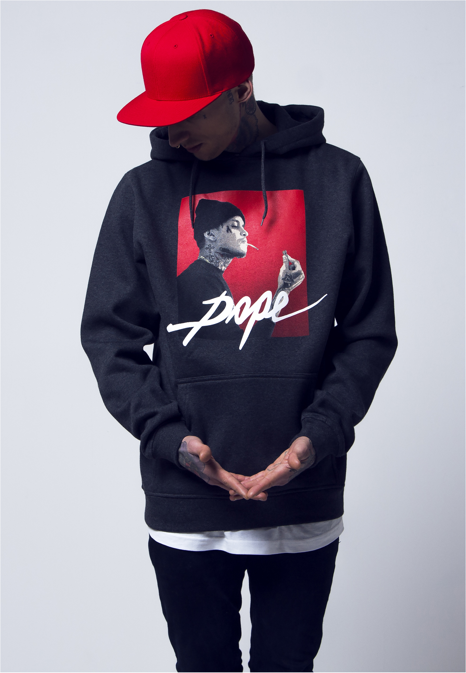 streetwear fashion online shop mister tee dope hoody. Black Bedroom Furniture Sets. Home Design Ideas