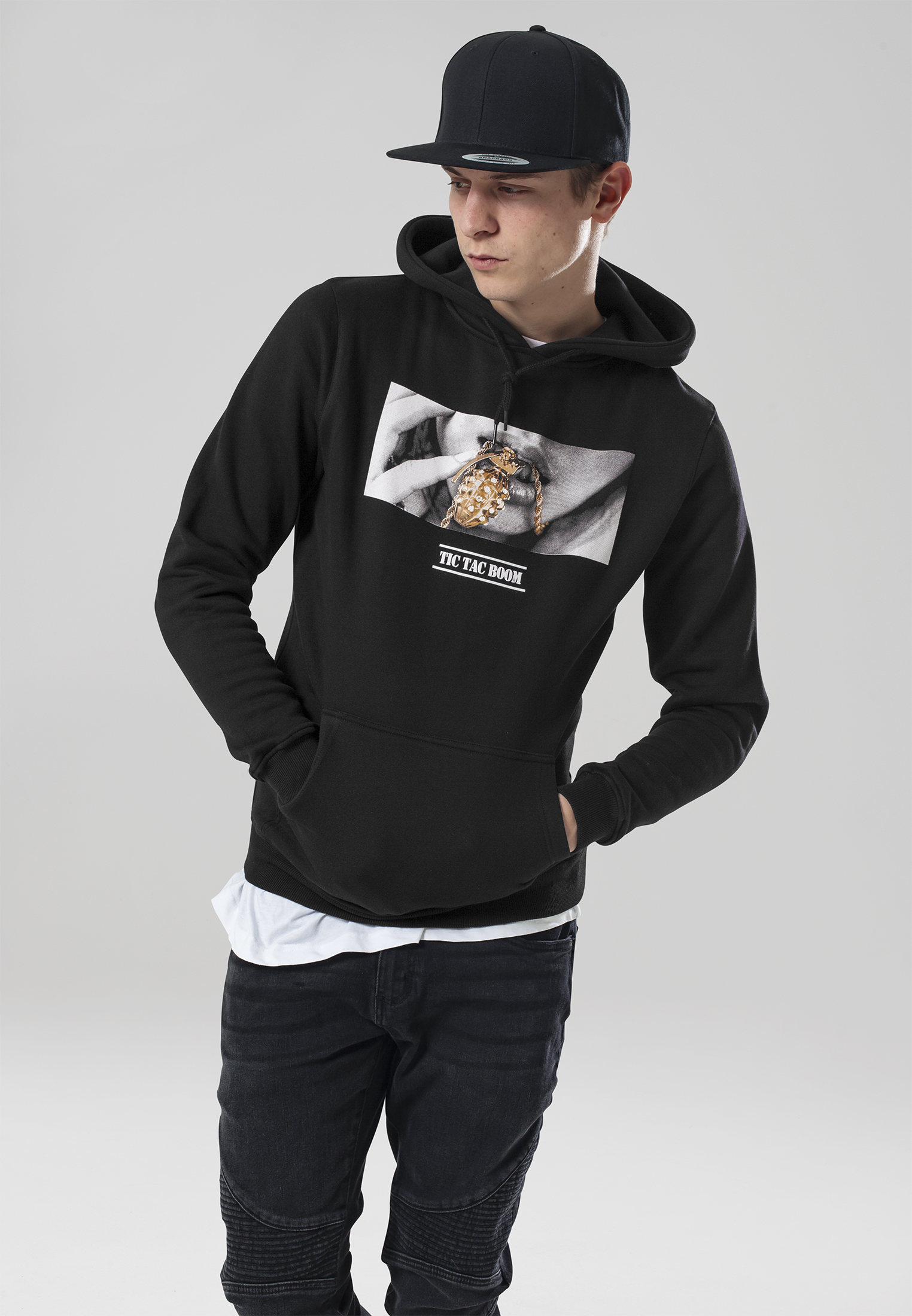 streetwear fashion online shop mister tee boom hoody. Black Bedroom Furniture Sets. Home Design Ideas