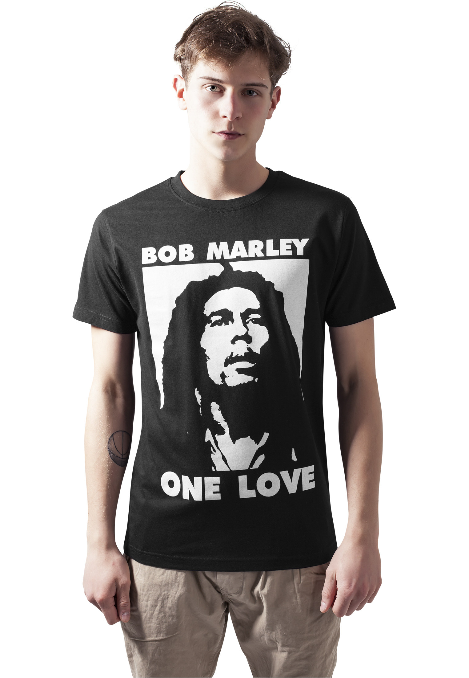 streetwear fashion online shop mister tee bob one love. Black Bedroom Furniture Sets. Home Design Ideas