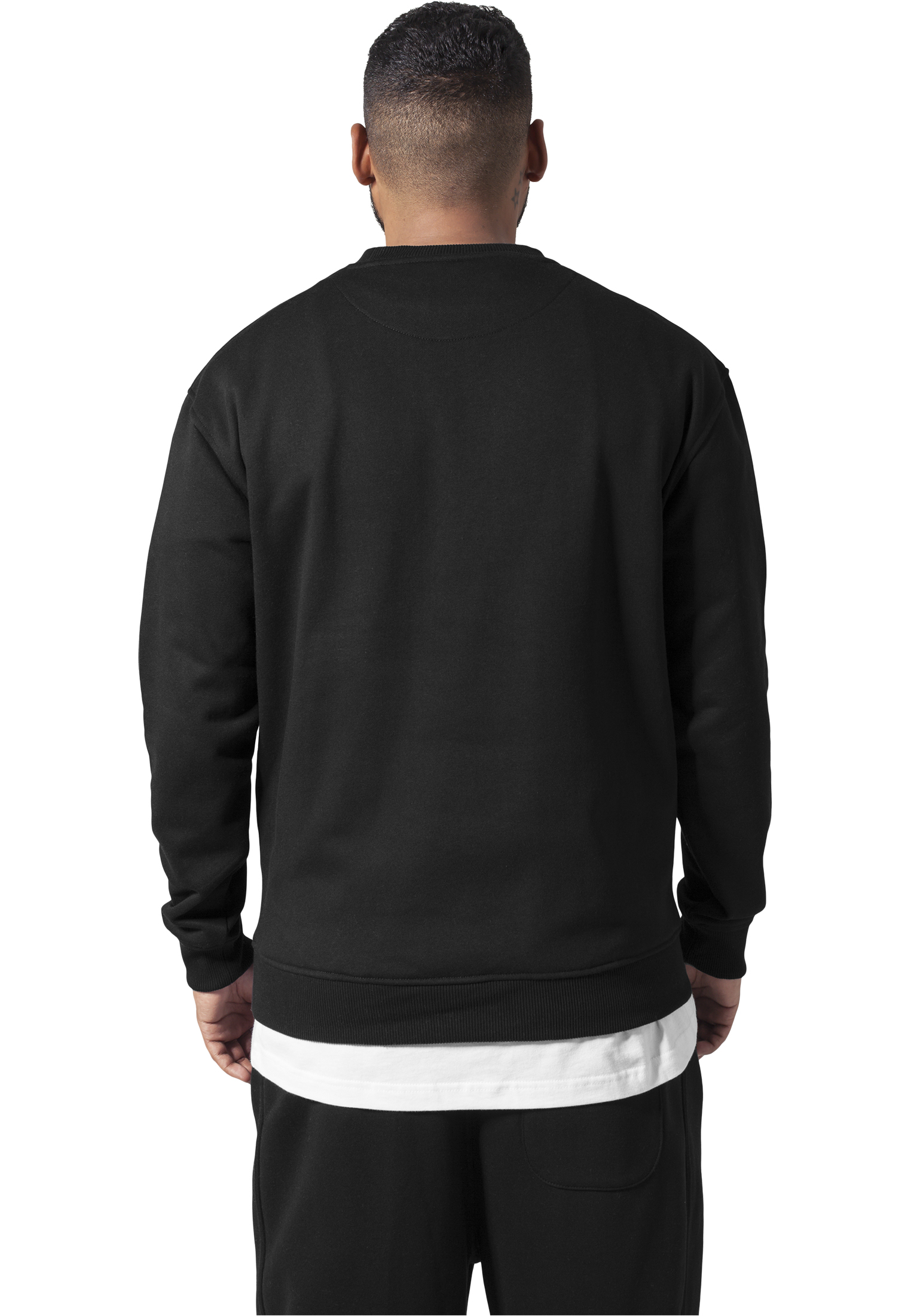 streetwear fashion online shop urban classics crewneck. Black Bedroom Furniture Sets. Home Design Ideas